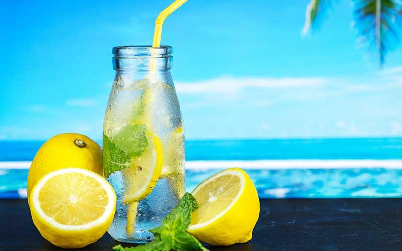 Beneficios del Agua Mineral en tu piel