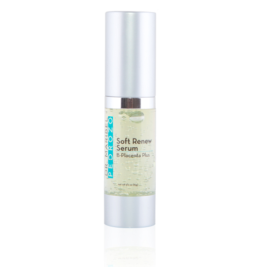 Soft Renew Serum B-Placenta Plus – 1/2 fl oz